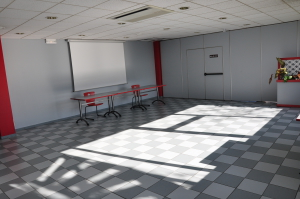 salle modulaire